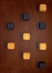 composicion de elementos ceramicos