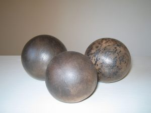 esferas con ahumados