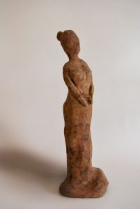 figura de dona modelada