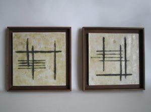 placas con linias y estructuras