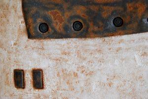 teulada de fang i terracotta